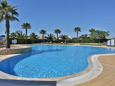 Enchanting Town House With Private Garden, Communal Pools, Sea View