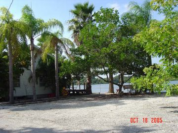Nokomis cottage rental - Privacy