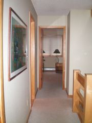 Crested Butte townhome photo - 2nd Floor Hallway