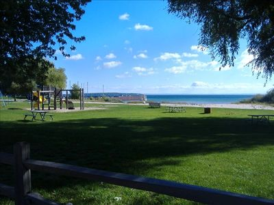 Northport house rental - BEACH VIEW / KIDS PLAY GROUND