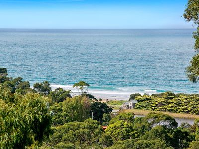 Ocean Valley View Lorne