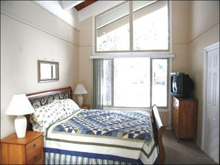 Agate Bay house photo - Master Bedroom with Natural Light from the Energy Efficient Windows