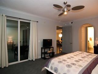Cocoa Beach condo photo - Arched doorway leads to his and hers huge walk-in closets on either side!