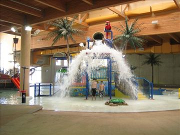 Indoor waterpark Children's area