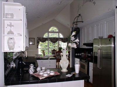 Guntersville Lake vacation Rental View of Dining