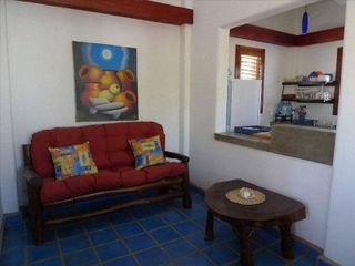 Carazo villa photo - Guest house Living area and Kitchen