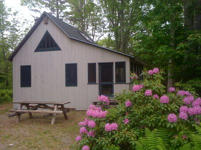 Lamoine cottage rental