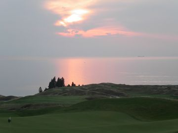 Golf at one of Crystal's 2 courses, or Arcadia Bluffs for a great Lake MI view.