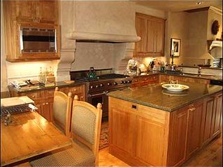 Snowmass Village house photo - Gourmet Kitchen with Viking Range