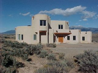 Taos house photo - Casa Granada - The Soul of the Southwest on Taos Country Club 10th hole