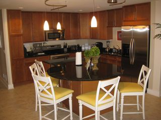 Gateway Grand Ocean City condo photo - Kitchen.