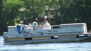 Sturgeon Lake lodge photo - Rent one of our boats for your stay