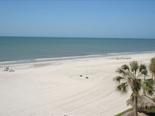 Redington Shores condo photo - View of Beach from Balcony