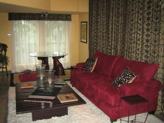 Bandera cabin photo - Living area downstairs