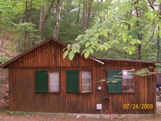 Pentwater cabin photo - .