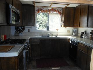 Lake Arrowhead house photo - Kitchen