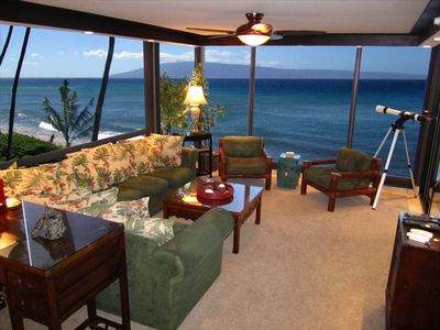 Spectacular corner oceanfront location with breathtaking views!