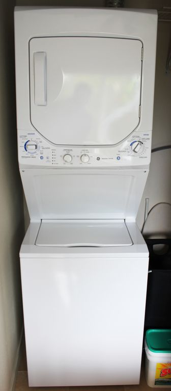 New Washer & Dryer