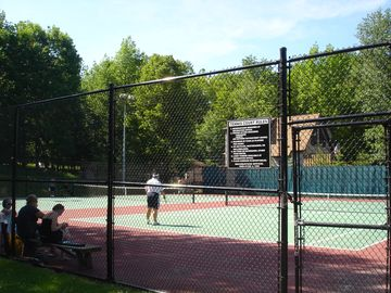 Tennis Courts - Both indoor and outdoor are available.