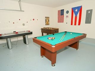 Recreation Games Room - Emerald Island house vacation rental photo