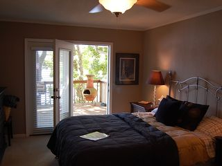 Sunrise Beach house photo - Master Suite enjoy your view and steps out to your deck