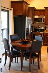 Pinetop condo photo - Kitchen table