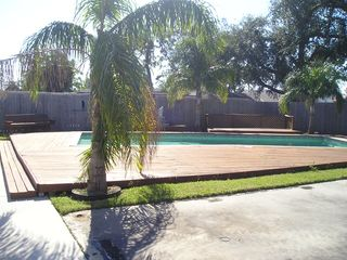 New Orleans house photo - Back Yard / Pool Area.