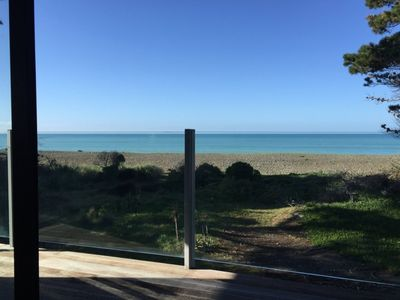 Amberley Beach Front House