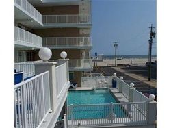 Wildwood Crest condo photo - Pool 2
