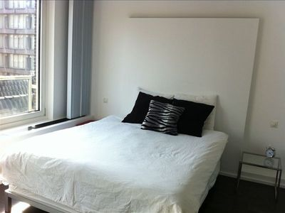 East Amsterdam apartment rental - bedroom
