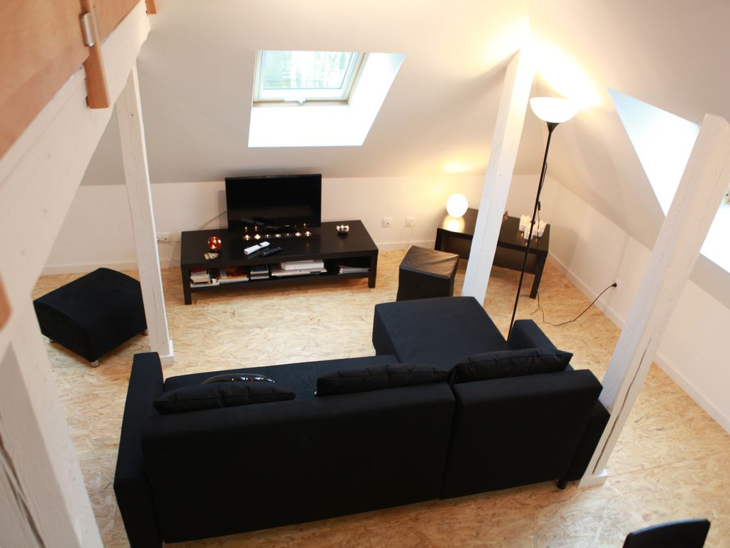 Holiday apartment, 30 square meters , Ostwald