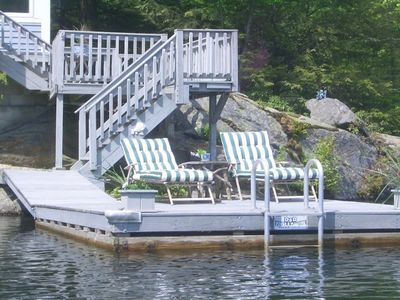 Relax And Enjoy On The Dock