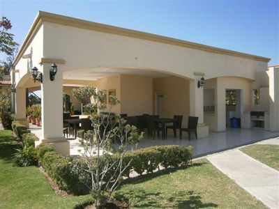 Guadalajara townhome rental - Clubhouse to have a gathering and have cookout