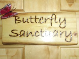 Heber City cabin photo - The Butterfly Sanctuary has a lake view window.