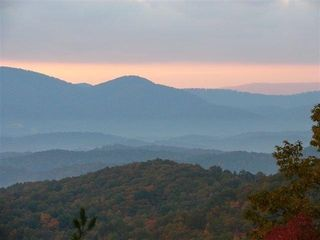 Ellijay cabin photo - Just another beautiful shot of the view from the Stargazer