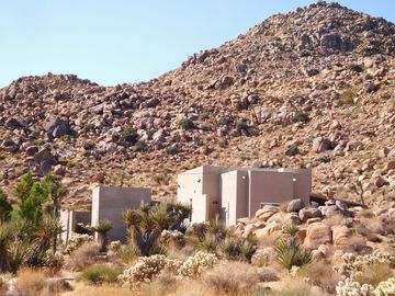 Joshua Tree house rental - Wi-Fi provided
