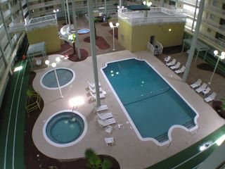 Folly Field condo photo - Heated Pool, Hot Tub and kiddie pool