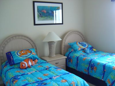 Nemo bedroom