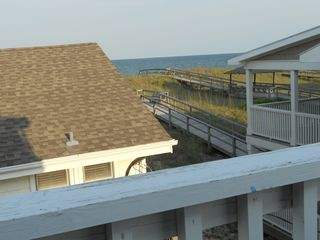 Carolina Beach house photo - View From Deck