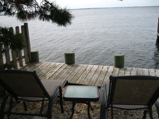 Lavallette house photo - Beautiful 'backyard' view!