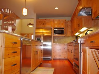 Government Camp condo photo - Fully equipped gourmet kitchen