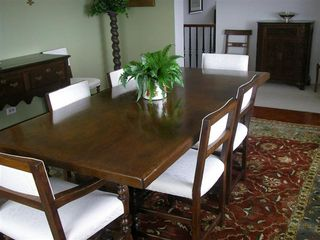 Bermuda villa photo - Dining Room