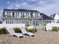 Stunning beach front property featured in Tatler and Country Life