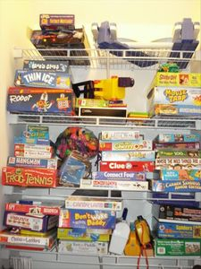 Tons of Games For All Ages