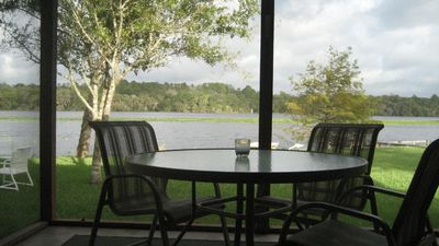 Beautiful Riverfront Home and View on St. Johns River