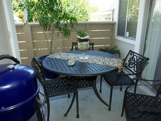 Dana Point condo photo - Patio with Grill
