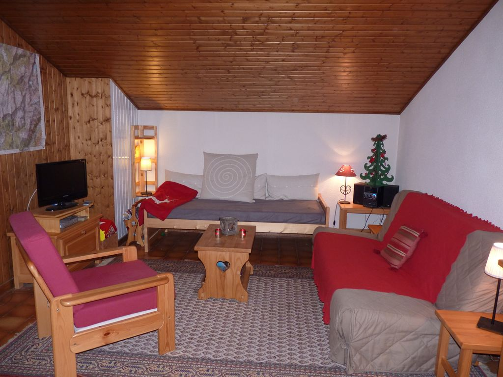 Holiday apartment, 70 square meters , Magland
