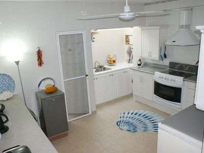Puerto Morelos villa rental - (part of) The Galley