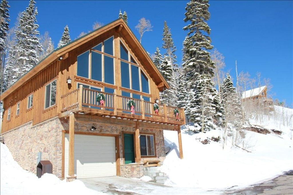5 star home unmatched view directly homeaway brian head for Cabin rentals vicino a brian head utah