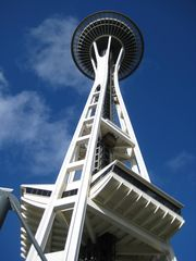 Seattle house photo - Space Needle